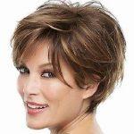 مدل مو کوتاه برای صورت لاغر