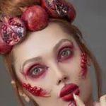 آموزش آرایش فانتزی شب یلدا با تم هندوانه