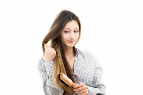 صاف کردن مو در خانه