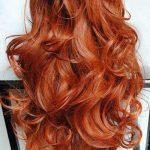 ترکیب رنگ برای انواع رنگ موی دارچینی