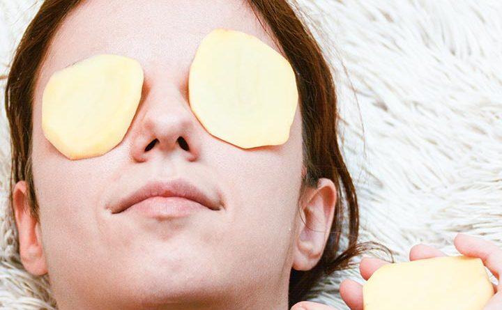 انواع ماسک های خانگی برای رفع تیرگی پوست
