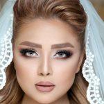 آموزش میکاپ برای عروس