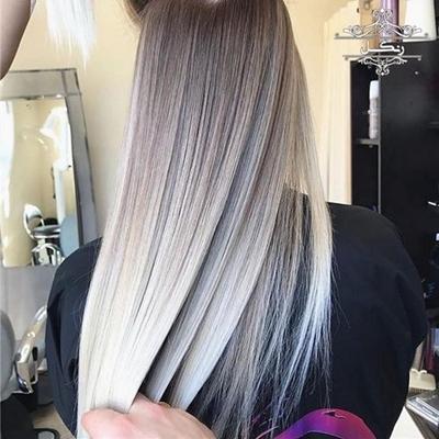 روشن کردن رنگ مو بدون دکلره