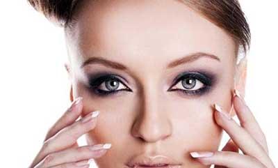 ترفندی ساده برای بزرگ کردن چشم ها