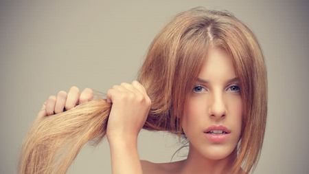 انتخاب شامپو مناسب برای موهای خشک