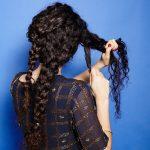 مدل مو برای خانم های مو فرفری