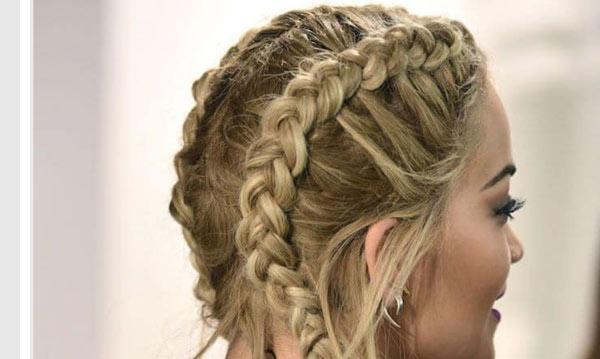 آموزش بافت مو سر با مهره