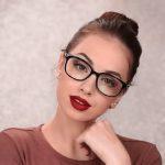 آرایش چشم زیبا برای زیر عینک